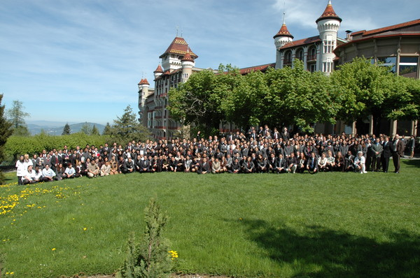 泰晤士报大学排行榜出炉 瑞士高校表现突出