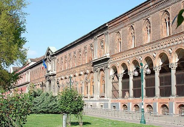 意大利公立大学排名