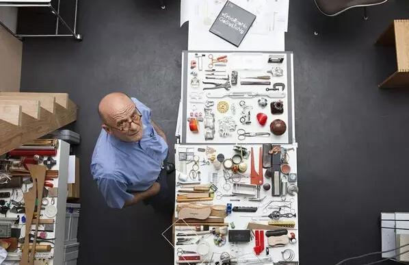 瑞士老教授:致敬无名设计师