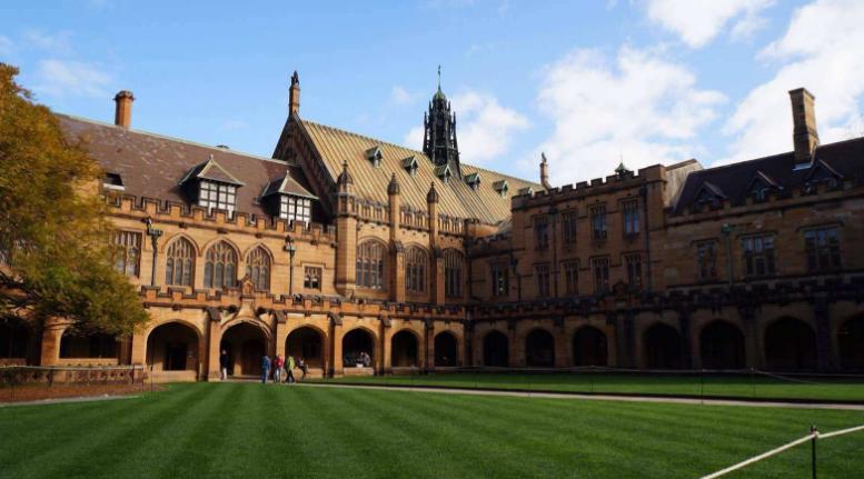 双非院校80分学生喜获澳洲八大悉尼大学录取