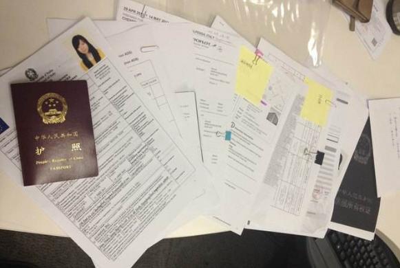 意大利留学签证办理六大材料清单