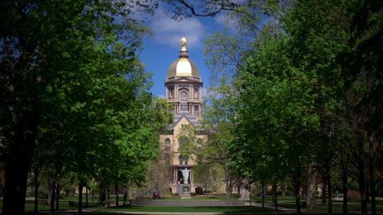 圣母大学的具体情况  圣母大学怎么样