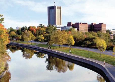 卡尔顿大学,一座历史和文化悠久的学院