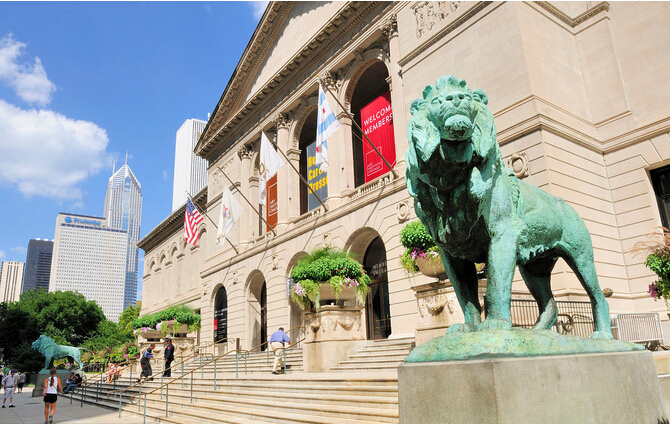 芝加哥艺术学院排名和学院博物馆介绍