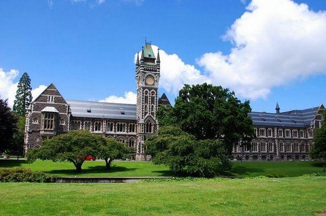 高考后申请新西兰大学方案