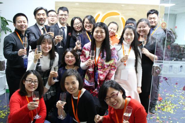 新起点 新征橙|柳橙集团北京办乔迁典礼圆满落幕