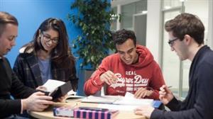 12月5日谢菲尔德大学副校长将到访柳橙网进行研讨交流