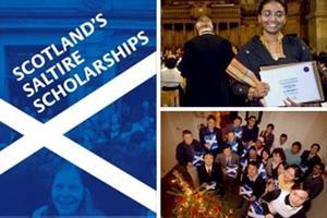 苏格兰的Saltire奖学金,可以申请了